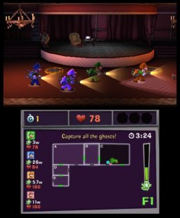 Luigi's Mansion 2 (3DS)   © Nintendo 2013    3/5