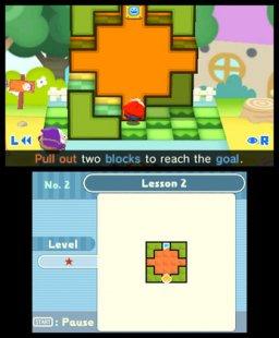 Pullblox (3DS)  © Nintendo 2011   3/3