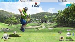Everybody's Golf 6 (PSV)  © Sony 2011   1/7