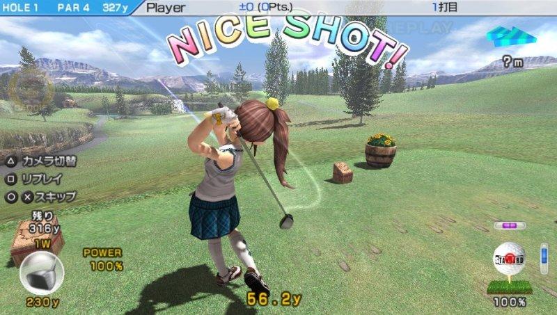 Everybody's Golf 6 (PSV)  © Sony 2011   5/7