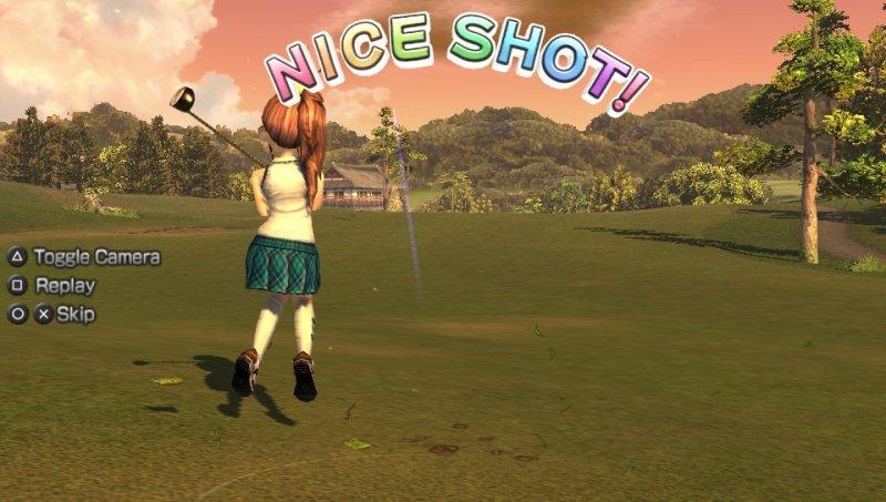 Everybody's Golf 6 (PSV)  © Sony 2011   6/7