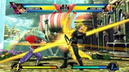 Ultimate Marvel Vs. Capcom 3 (PSV)   © Capcom 2011    1/3