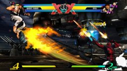 Ultimate Marvel Vs. Capcom 3 (PSV)   © Capcom 2011    3/3