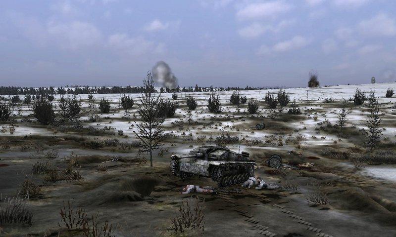 Achtung Panzer: Kharkov 1943 (PC)  © Paradox 2010   4/5