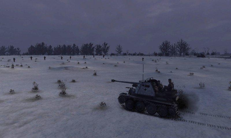 Achtung Panzer: Kharkov 1943 (PC)  © Paradox 2010   5/5