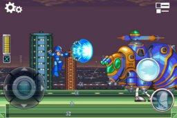 Mega Man X (IP)  © Capcom 2011   1/3