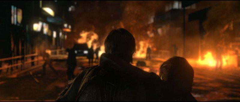 Resident Evil 6 (X360)  © Capcom 2012   4/6
