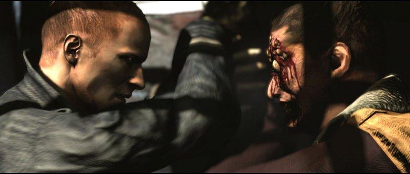 Resident Evil 6 (X360)  © Capcom 2012   5/6