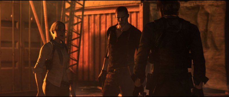 Resident Evil 6 (X360)  © Capcom 2012   6/6