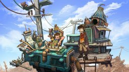 Deponia (PC)   © Lace Mamba 2012    1/4