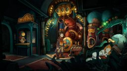 Deponia (PC)   © Lace Mamba 2012    2/4