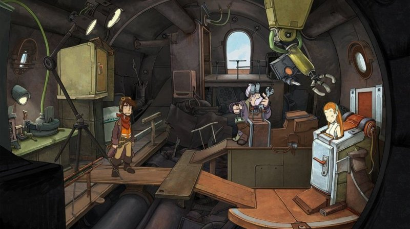 Deponia (PC)   © Lace Mamba 2012    4/4