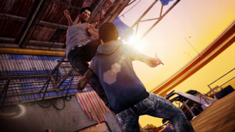 Sleeping Dogs (X360)   © Square Enix 2012    4/5