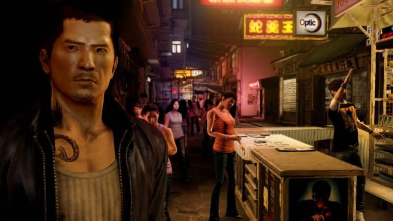 Sleeping Dogs (X360)   © Square Enix 2012    5/5