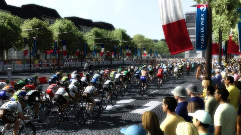 Pro Cycling Manager: Season 2012 (PC)   © Focus 2012    4/4