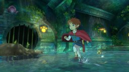 Ni No Kuni: Wrath Of The White Witch (PS3)  © Level-5 2011   1/8