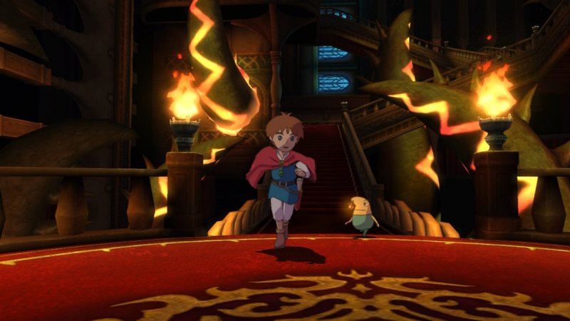 Ni No Kuni: Wrath Of The White Witch (PS3)  © Level-5 2011   8/8