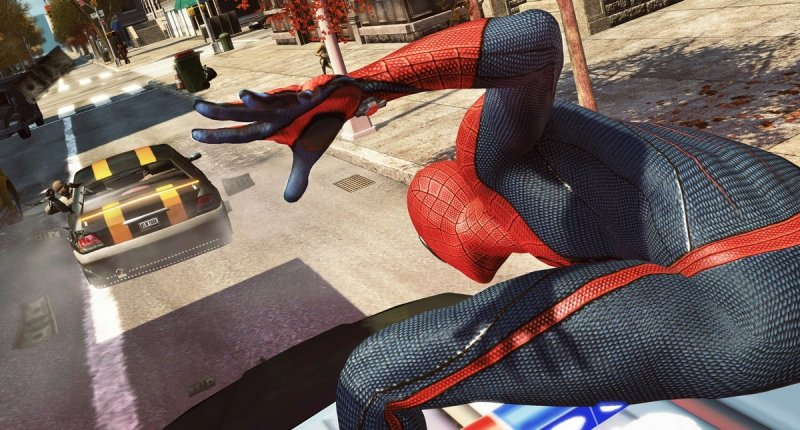 Amazing Spider-Man, The (2012) (PS3)  © Activision 2012   4/4