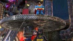 Lego Batman 2: DC Super Heroes (PS3)   © Warner Bros. 2012    1/3