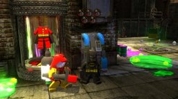Lego Batman 2: DC Super Heroes (PS3)   © Warner Bros. 2012    2/3