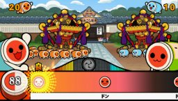 Taiko No Tatsujin Portable DX (PSP)  © Namco 2011   1/8