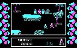 Commando (PC)  © Data East 1986   3/3