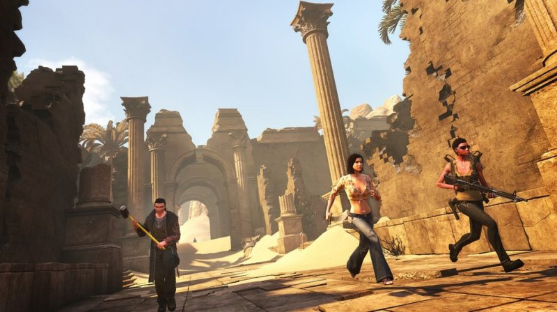 The Secret World (PC)   © EA 2012    4/5