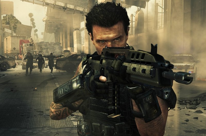 Call Of Duty: Black Ops II (X360)  © Activision 2012   4/4
