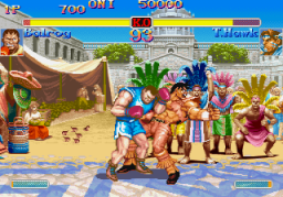 Hyper Street Fighter II: The Anniversary Edition (ARC)   © Capcom 2003    3/3
