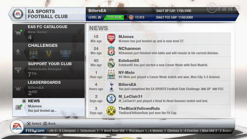 FIFA 13 (PS3)  © EA 2012   4/4