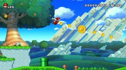 New Super Mario Bros. U (WU)   © Nintendo 2012    1/3