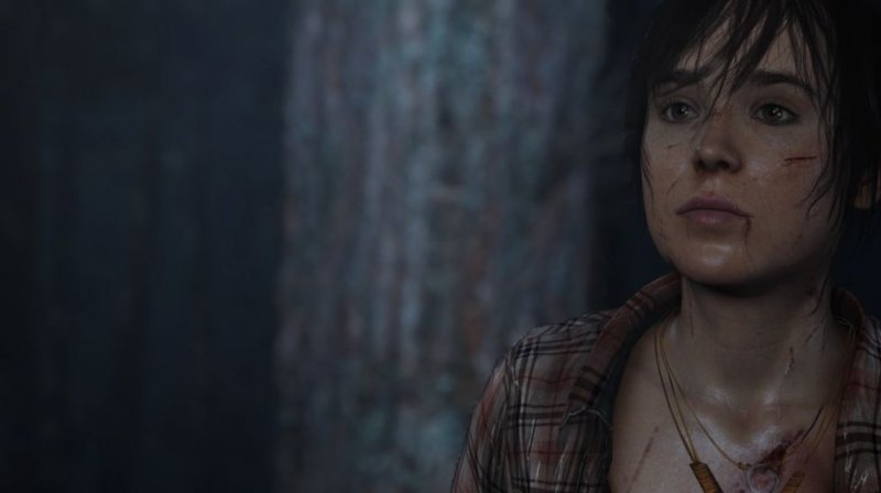 Beyond: Two Souls (PS3)  © Sony 2013   4/4