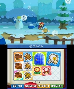 Paper Mario: Sticker Star (3DS)   © Nintendo 2012    1/6