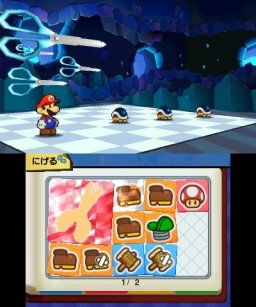 Paper Mario: Sticker Star (3DS)   © Nintendo 2012    3/6