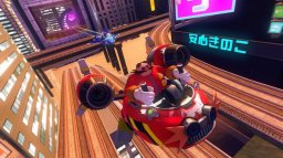 Sonic & All-Stars Racing Transformed (PS3)   © Sega 2012    3/4