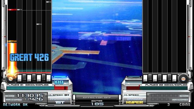 Beatmania IIDX 17: Sirius (ARC)  © Konami 2009   6/7