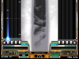 Beatmania IIDX 18: Resort Anthem (ARC)  © Konami 2010   2/4