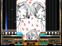 Beatmania IIDX 18: Resort Anthem (ARC)  © Konami 2010   3/4