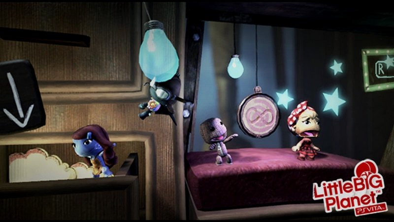 LittleBigPlanet PS Vita (PSV)   © Sony 2012    4/7