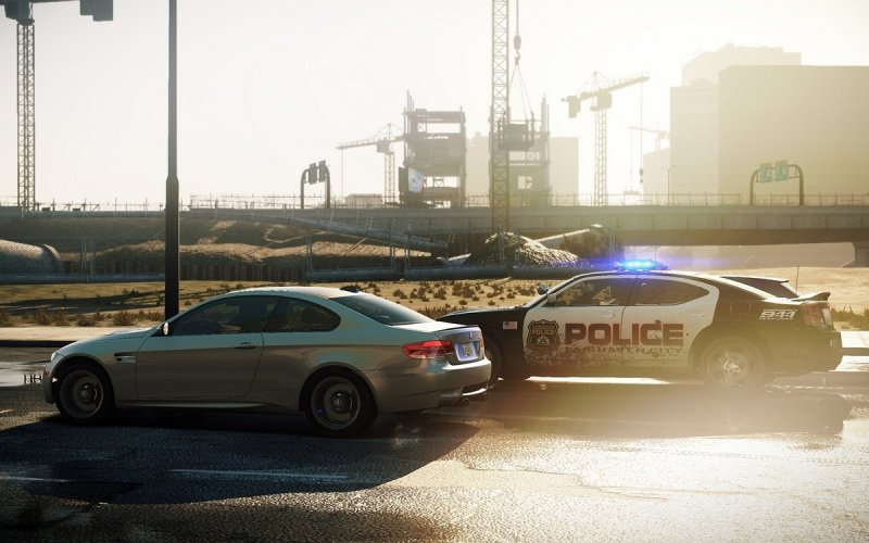 Need For Speed: Most Wanted (2012) (PS3)  © EA 2012   4/4