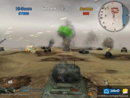 Panzer Elite Action: Fields Of Glory (ARC)  © JoWooD 2007   3/3