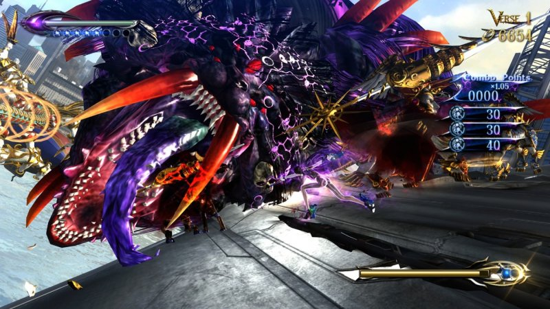 Bayonetta 2 (WU)  © Nintendo 2014   7/7