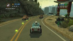 Lego City Undercover (WU)  © Nintendo 2013   1/11