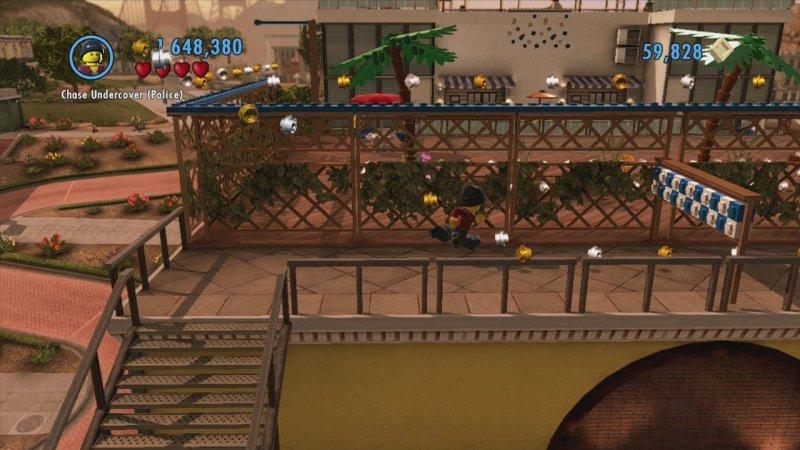 Lego City Undercover (WU)  © Nintendo 2013   7/11