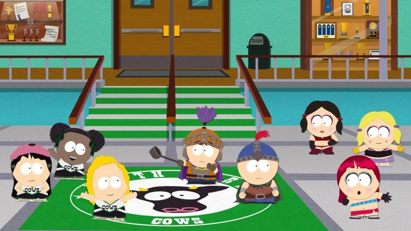 South Park: The Stick Of Truth (PS3)   © Ubisoft 2014    5/7