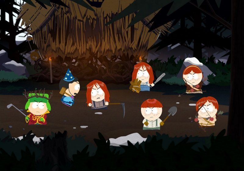 South Park: The Stick Of Truth (PS3)   © Ubisoft 2014    7/7