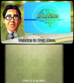Dr. Kawashima's Devilish Brain Training: Can You Stay Focused? (3DS)   © Nintendo 2012    1/3