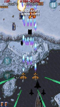 Raiden Legacy (IP)  © DotEmu 2012   1/3