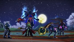 Shining Force: Cross Illusion (ARC)  © Sega 2012   2/4