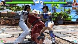 Tekken Tag Tournament 2 Unlimited (ARC)  © Namco 2012   1/3